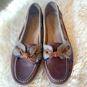 Sperry Boat Shoes Angelfish